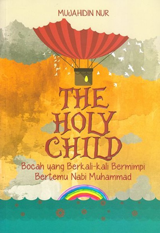 Cover Buku The Holy Child