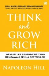 Think And Grow Rich - Cover Baru
