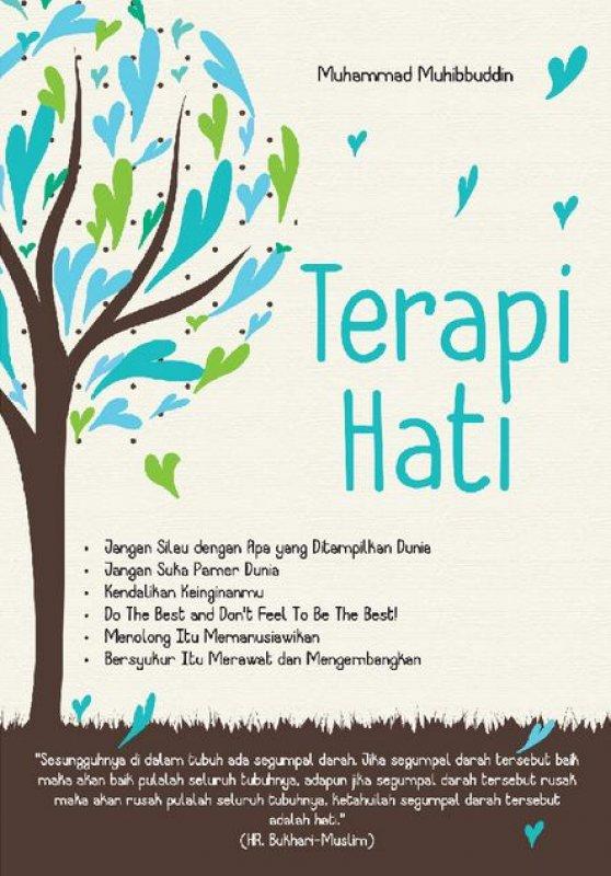 Cover Buku Terapi Hati