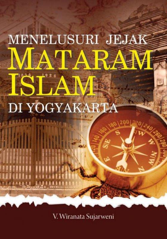 Cover Buku Menelusuri jejak Mataram Islam di Yogyakarta