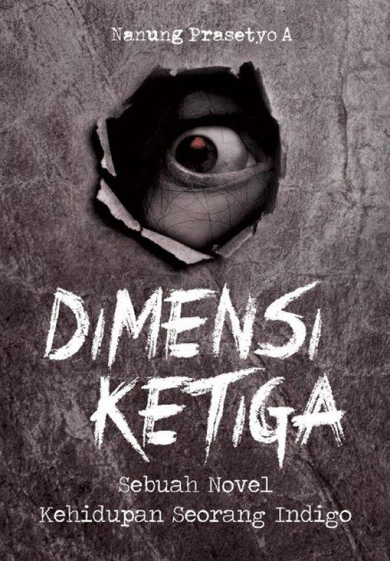 Cover Buku DIMENSI KETIGA