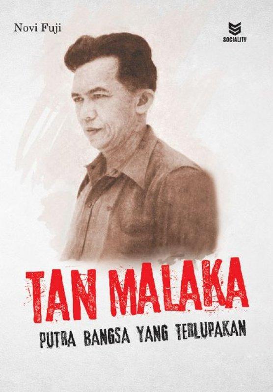 Cover Buku Tan Malaka Putra Bangsa Yang Terlupakan
