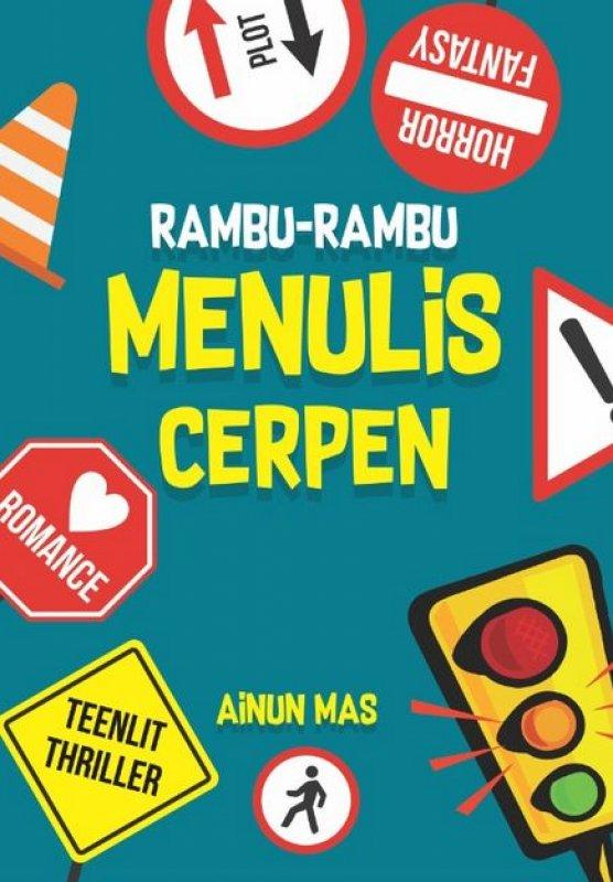 Cover Buku Rambu-Rambu Menulis Cerpen
