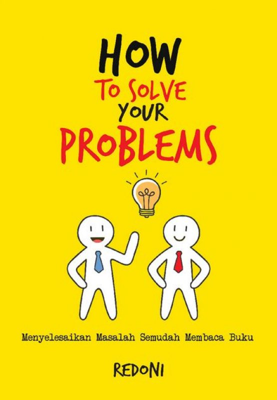 Cover Buku How to Solve your Problems
