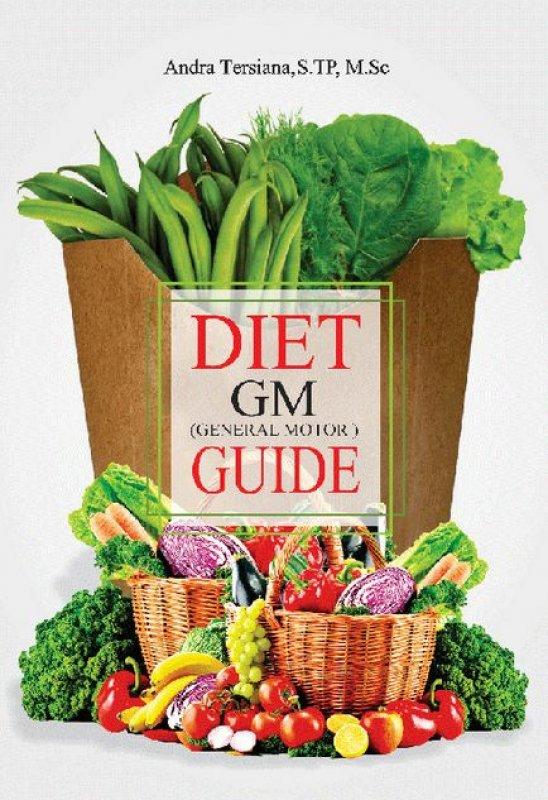Cover Buku Diet GM Guide
