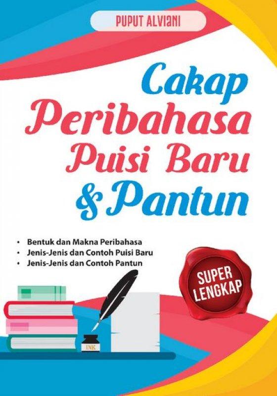 Cover Buku Cakap Peribahasa Puisi Baru & Pantun
