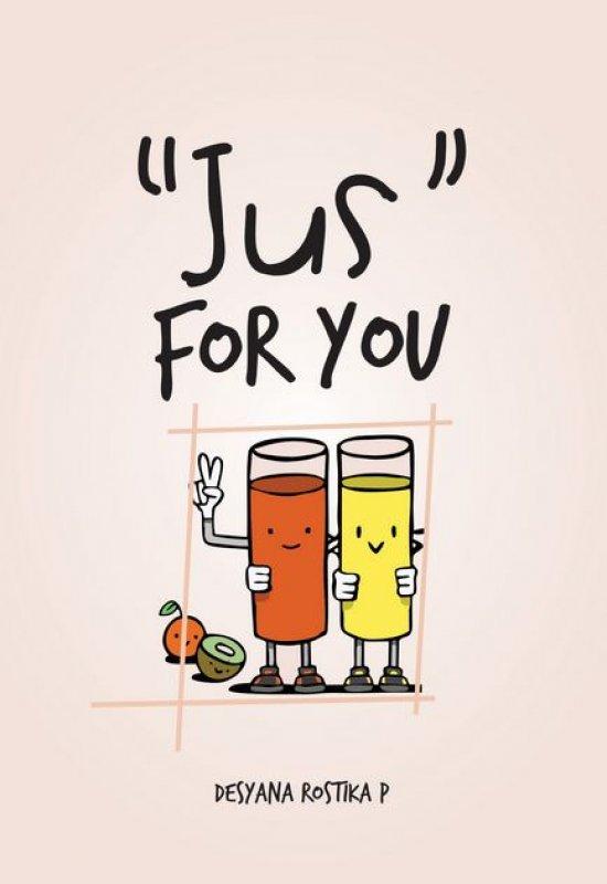 Cover Buku Jus For You