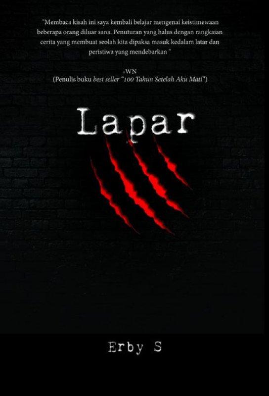 Cover Buku Lapar