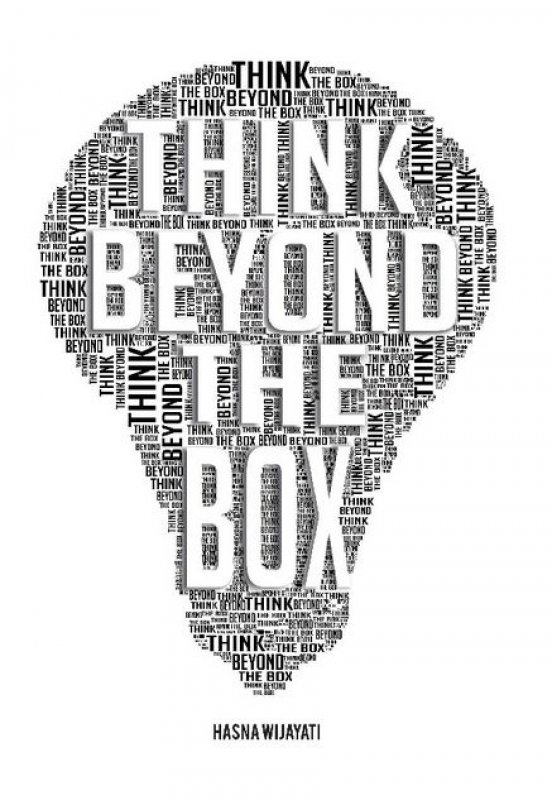 Cover Buku Think Beyond the Box