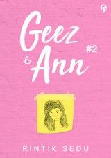 Geez & Ann #2 [Edisi TTD + CD (isi hati Ann)]