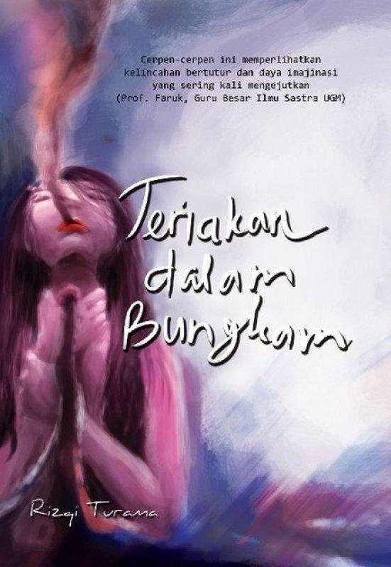 Cover Buku Teriakan dalam Bungkam