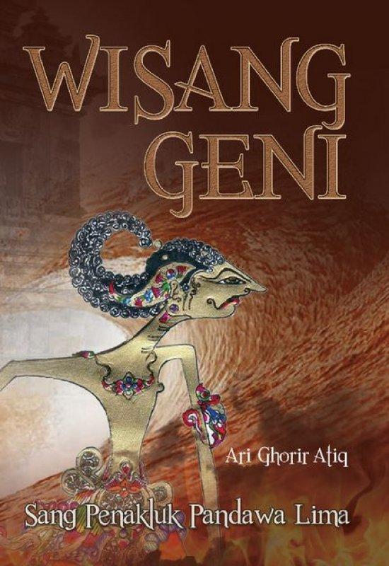Cover Buku Wisanggeni: Sang Penakluk Pandawa Lima
