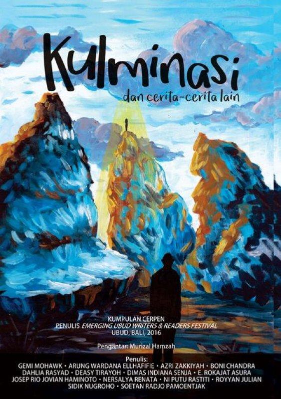 Cover Buku Kulminasi Dan Cerita-Cerita Lain