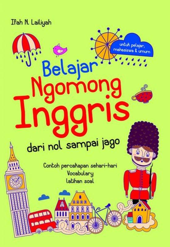 Cover Buku Belajar Ngomong Inggris dari Nol Sampai Jago