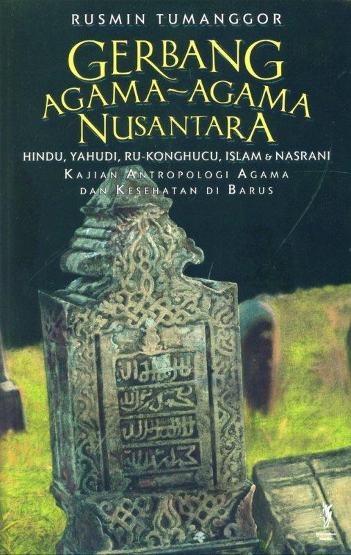 Cover Buku Gerbang Agama-Agama Nusantara