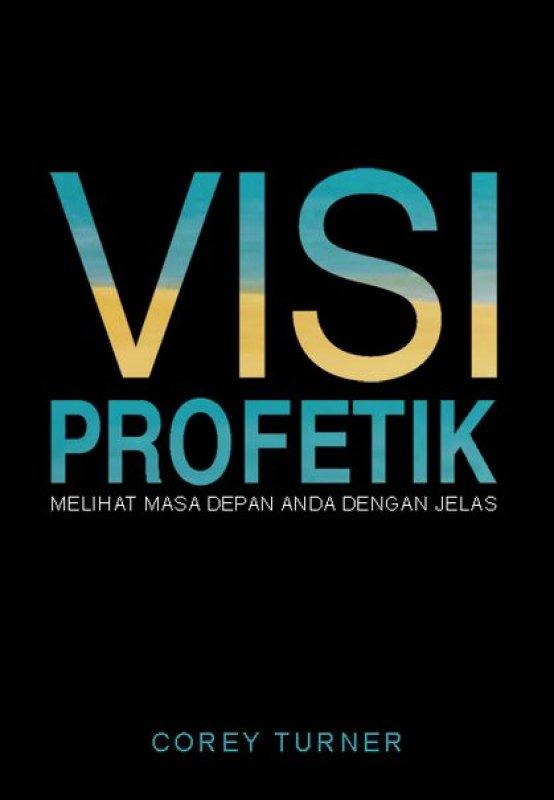 Cover Buku Visi Profetik