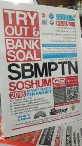 TRYOUT & BANK SOAL SBMPTN SOSHUM 2018 TARGET MASUK PTN FAVORIT
