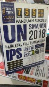 PANDUAN SUKSES UN IPS SMA/MA 2018