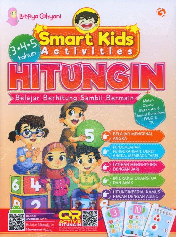 Cover Buku Hitungin - Belajar Berhitung Sambil Bermain (Smart Kids Activities)