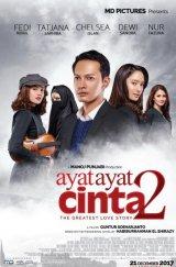 Ayat-Ayat Cinta 2 Edisi Cover Film