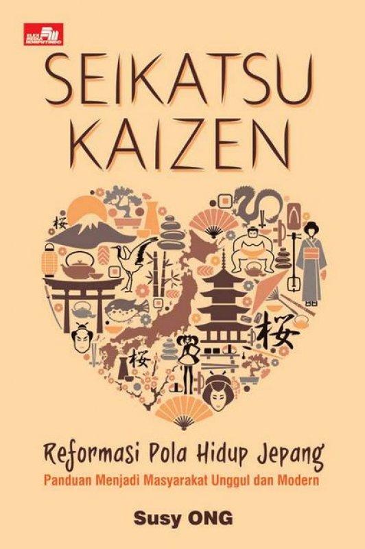 Cover Buku Seikatsu Kaizen: Reformasi Pola Hidup Jepang