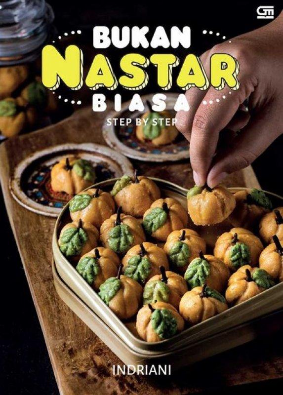 Cover Buku Step by Step Bukan Nastar Biasa