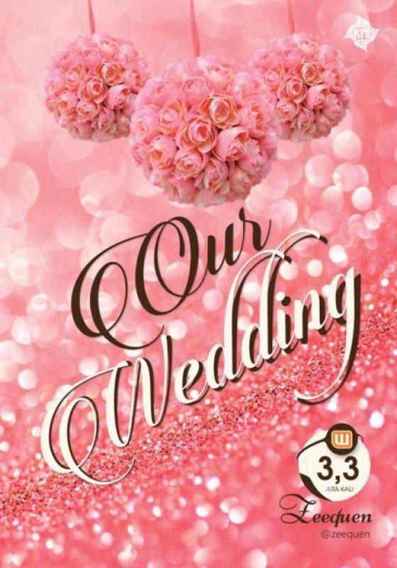 Cover Buku Our Wedding