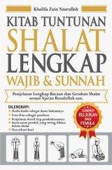 Kitab Tuntunan Shalat Lengkap Wajib & Sunnah