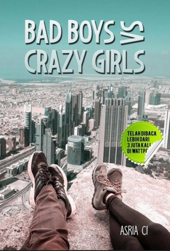 Cover Bad Boys Vs Crazy Girls (Dist)