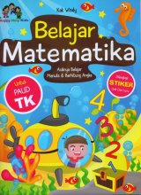 Belajar Matematika untuk PAUD dan TK