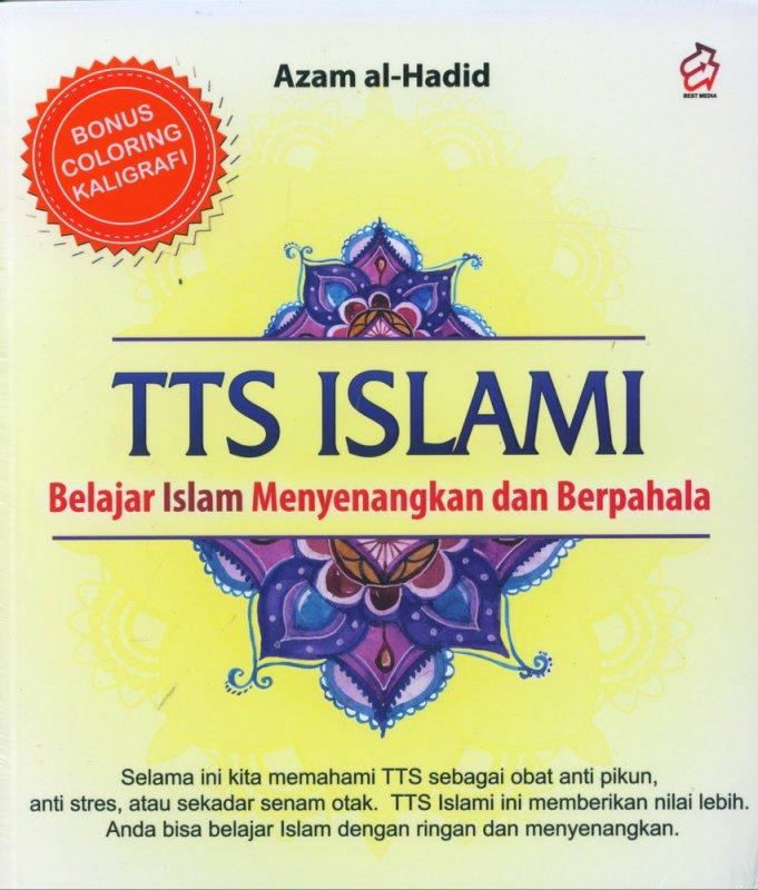 Cover Buku TTS ISLAM: Belajar Islam Menyenangkan dan Berpahala (bk)