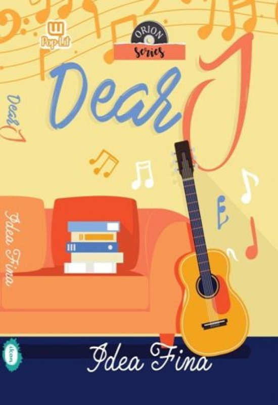 Cover Buku Dear J