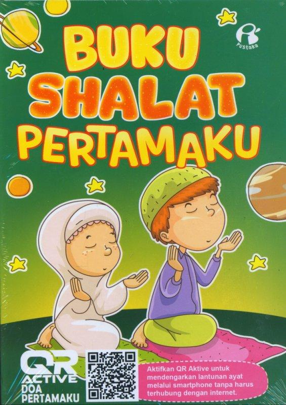 Cover Buku Buku Shalat Pertamaku