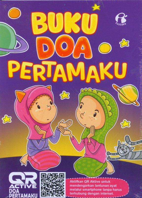Cover Buku Buku Doa Pertamaku