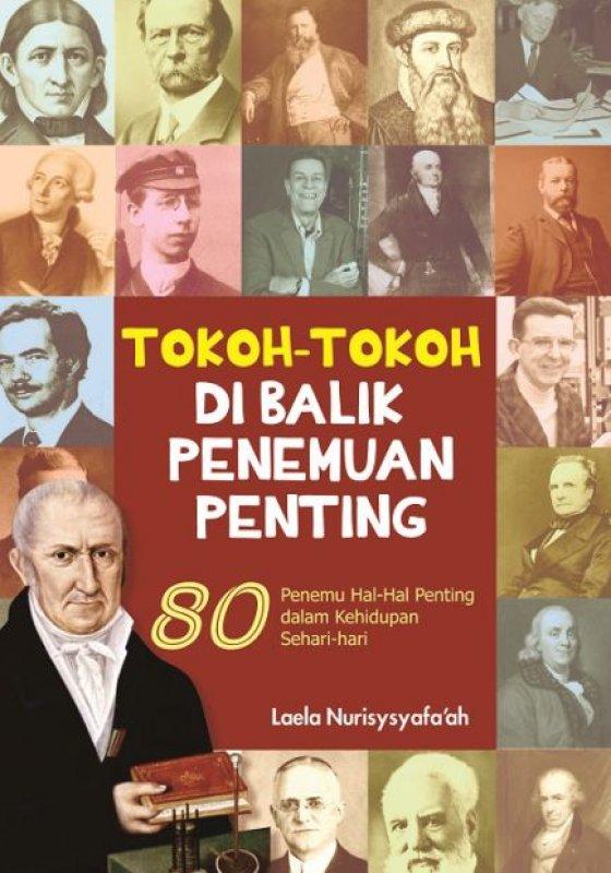Cover Buku Tokoh-Tokoh Di Balik Penemuan Penting