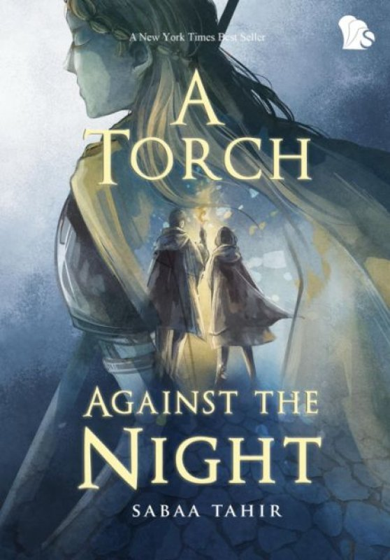Cover Buku A Torch Against The Night