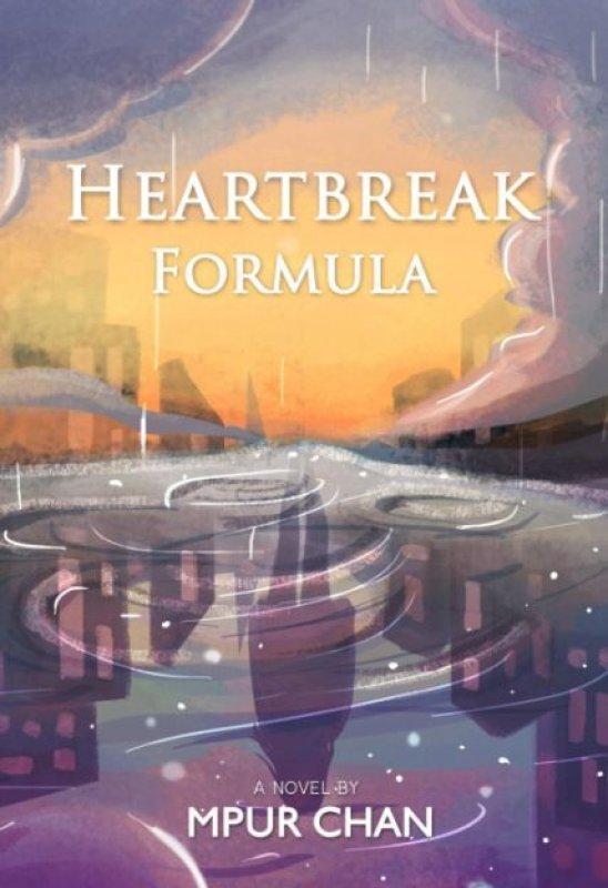 Cover Buku Heartbreak Formula