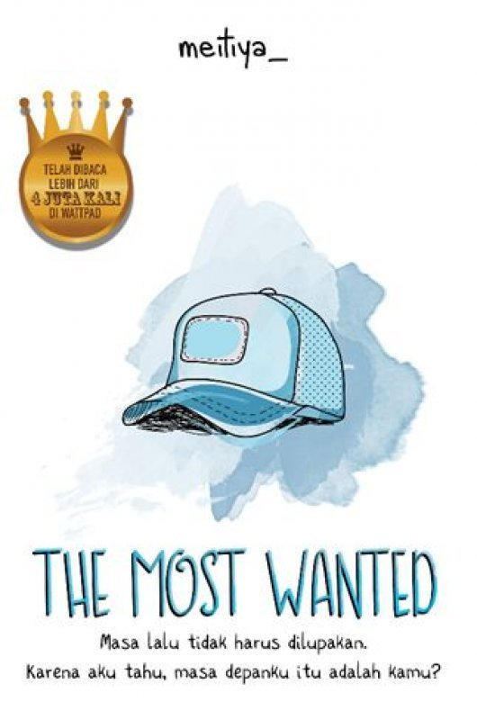 Cover Buku The Most Wanted