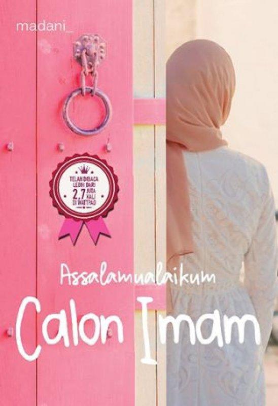 Cover Buku Assalamualaikum Calon Imam