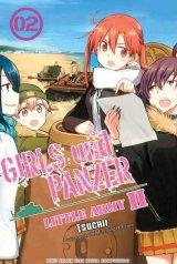 Girls & Panzer Little Army II Vol. 2