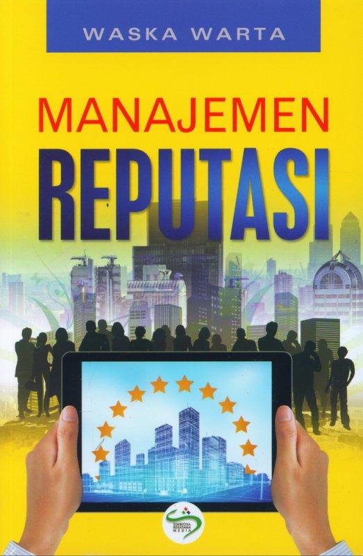 Cover Buku Manajemen Reputasi