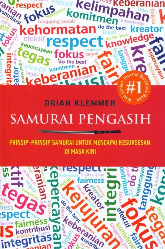 Cover Buku Samurai Pengasih