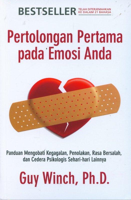 Cover Buku Pertolongan Pertama pada Emosi Anda