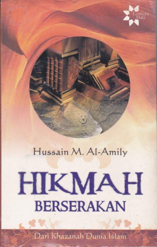 Cover Buku Hikmah Berserakan Dari Khazanah Dunia Islam