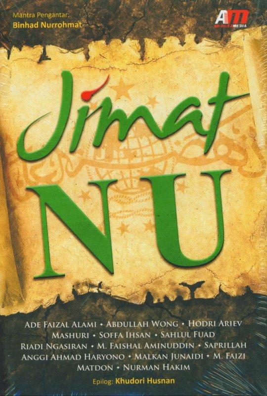 Cover Buku Jimat NU