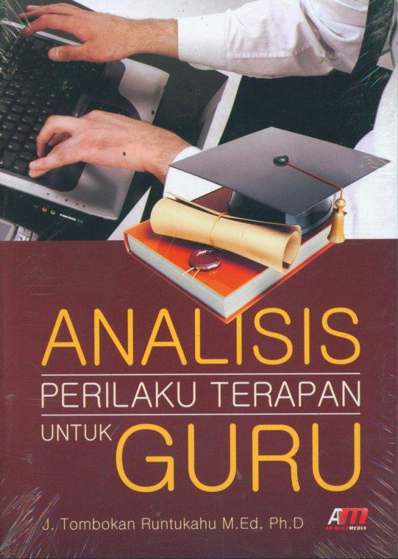 Cover Buku Analisis Perilaku Terapan Untuk Guru