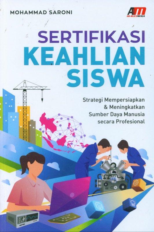 Cover Buku Sertifikasi Keahlian Siswa