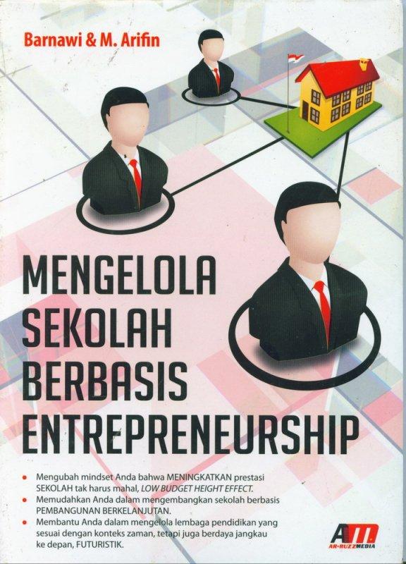 Cover Buku Mengelola Sekolah Berbasis Entrepreneurship