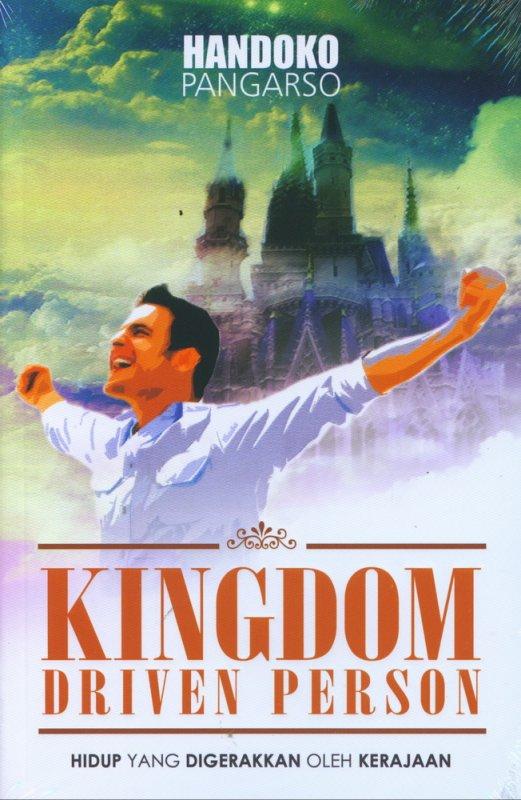Cover Buku Kingdom Driven Person