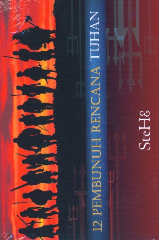 Cover Buku 12 Pembunuh Rencana Tuhan